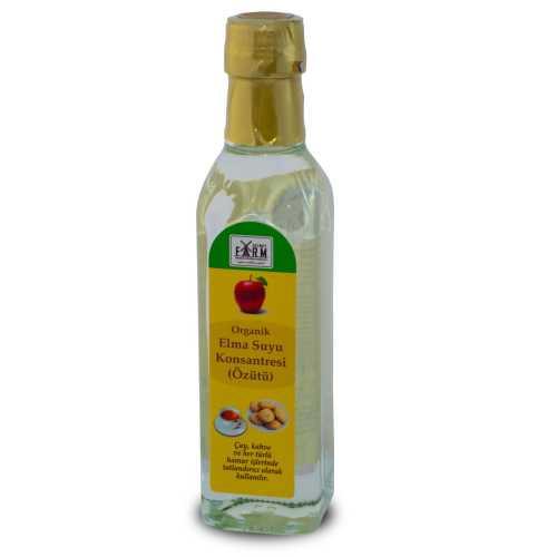 Secret Farm Organik Elma Suyu Konsantresi 330 ml