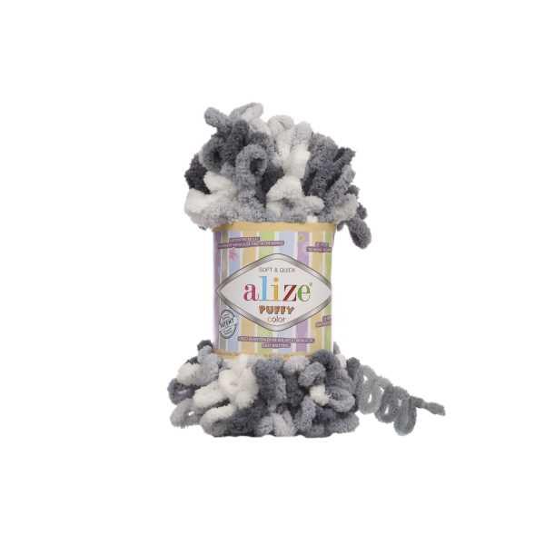 Alize Puffy Color No: 5925 (5'li paket)