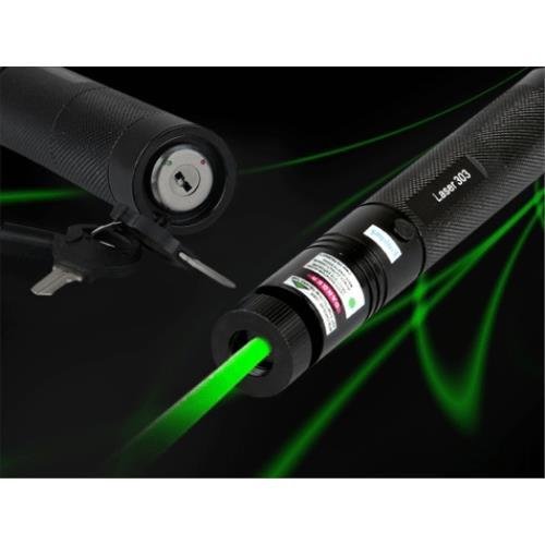 Yeşil Şarjlı Lazer Pointer 5000mw (Yakıcı)
