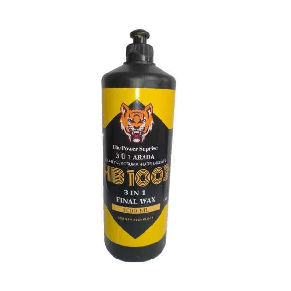 HB 1003 FİNAL WAX 1000 ML