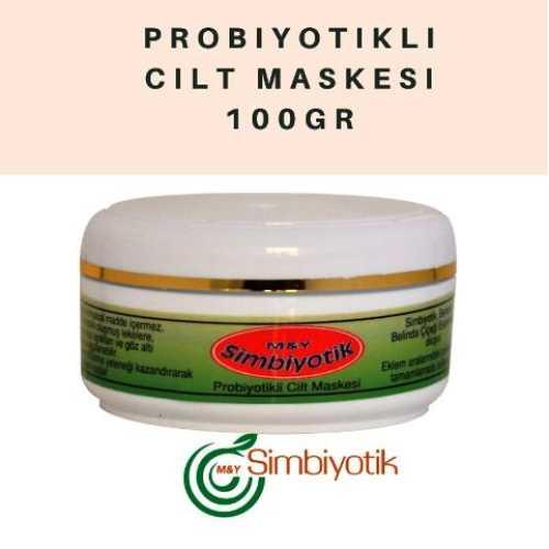 SİMBİYOTİK Probiyotikli Cilt Maskesi 100gr