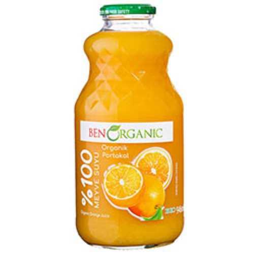 Ben Organic Portakal Suyu  946ml