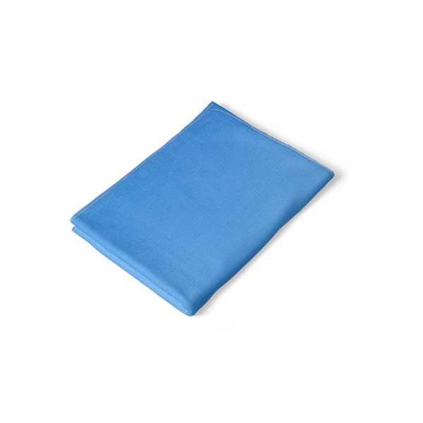 SİLVA Mikrofiber Cam Bezi Mavi