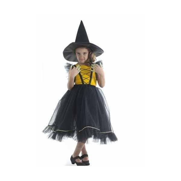 Tülü Akkoç Şirin Cadı Kostümü