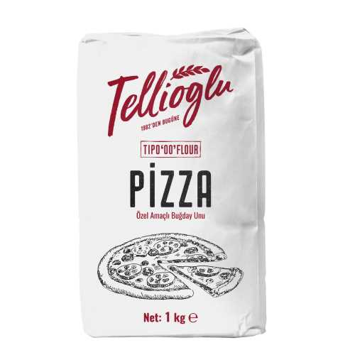 Tellioğludeğirmen Pizza Unu 1000gr