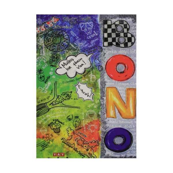 Bono Şebnem Congar çocuk kitabı