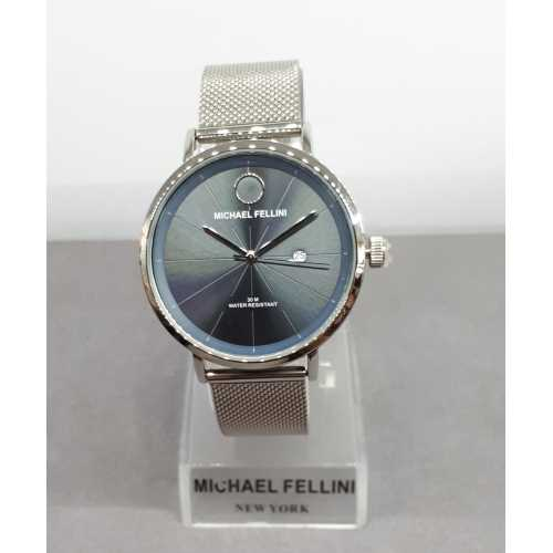 Gümüş renkli Erkek kol saati