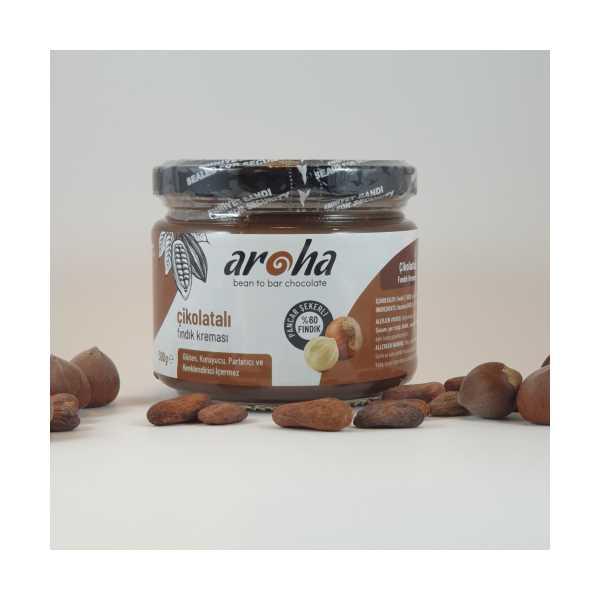 Aroha Çikolatalı Fındık Kreması - 300 gr