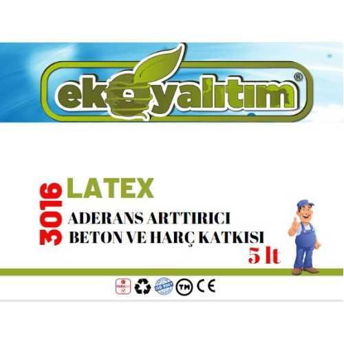 LATEX ADERANS ARTIRCI KATKI MADDESİ