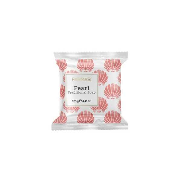Pearl Powder Soap Farmasi inci Tozu Sabunu 125 gr Ücretsiz Kargo
