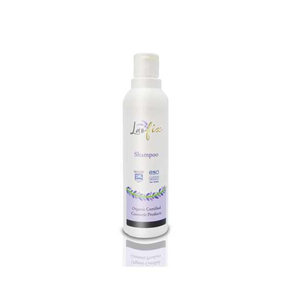 Laofix Saç Dökülmesine Karşı Organik Saç Bakım Şampuanı 250 ml ( At Kuyruğu ve Lavanta Özlü)