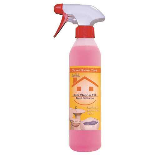 CLEVER HOME CARE BATH CLEANER 219 BANYO TEMİZLEYİCİ 500 ML