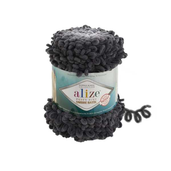 Alize Puffy Fine Ombre Batik No: 7259