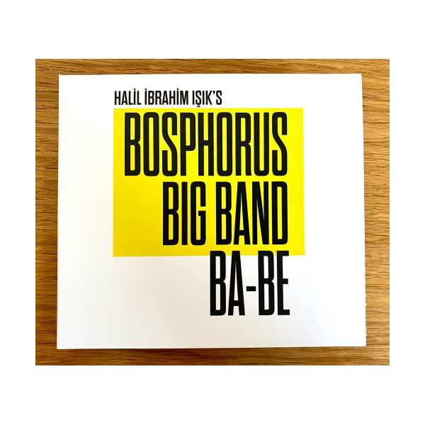 Bosphorus Big Band Albüm CD