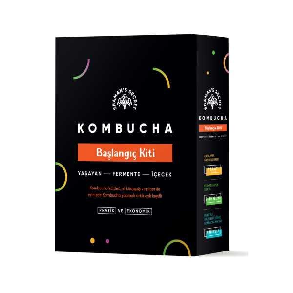 Kombucha Başlangıç Kiti