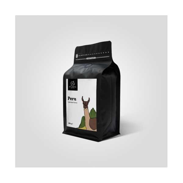 Atlantik Coffee Peru Filtre Kahve 250gr
