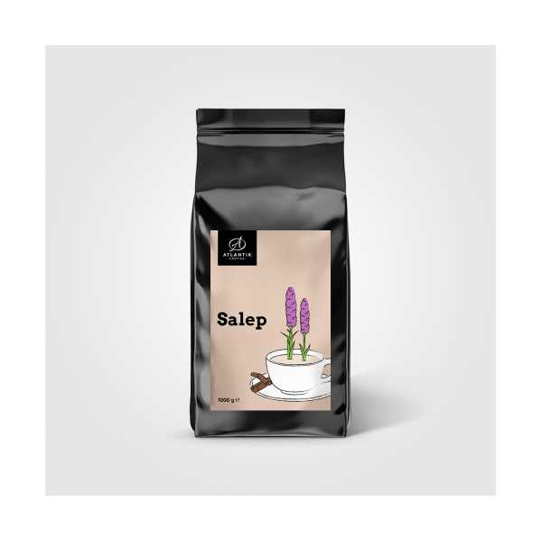 Atlantik Coffee Salep 1000 gr
