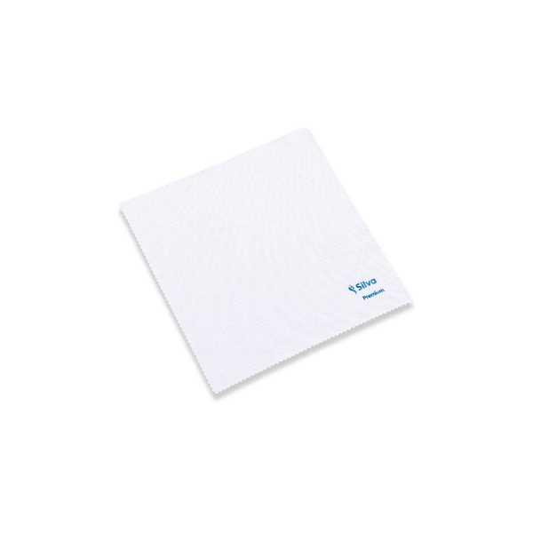 SİLVA Premium Gözlük Bezi Beyaz
