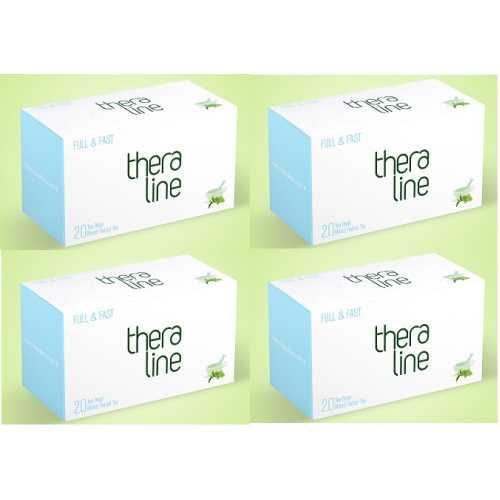 Theraline Full Fast Bitki Çayı ( 4 Kutu )