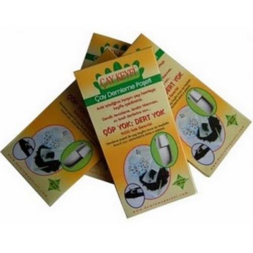 Ev Tipi Çay Demleme Poşeti 25Li Paket