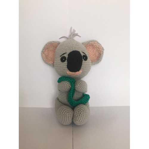 Amigurumi Koala Oyuncak