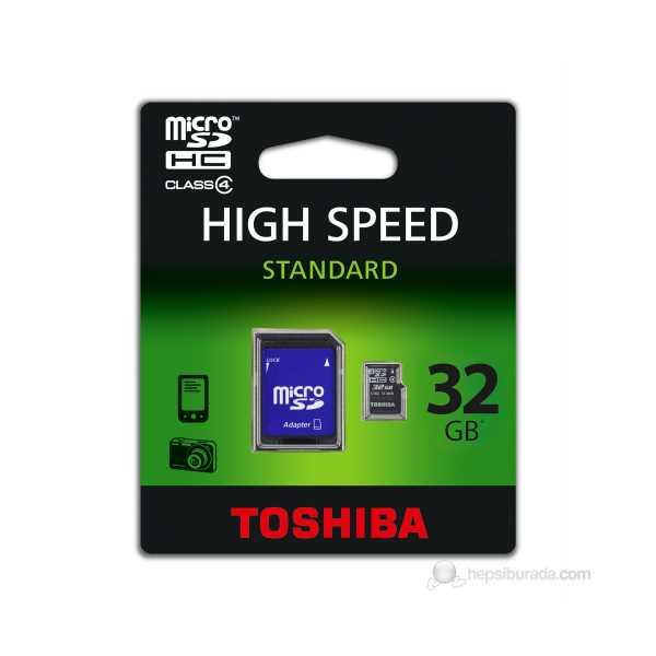 toshıba hafıza KARTI 32 GB