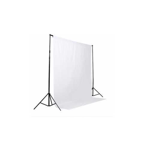 white screen-beyaz fon perde ve  FON STANDI