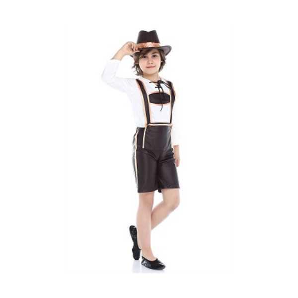 Tülü Akkoç Alman Çocuk Kostümü