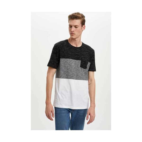 DeFacto Cepli Regular Fit Tişört