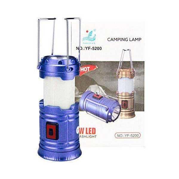 Asılabilir Mini Kamp Lambası - Fenerli Lamba