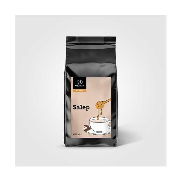 Atlantik Coffee Salep Bal Badem 1000 gr