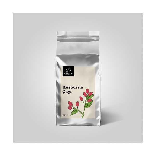 Atlantik Coffee Kuşburnu Çayı 250gr