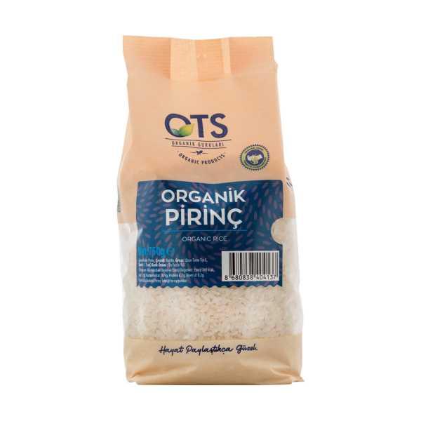 Ots Organik Pirinç 750g