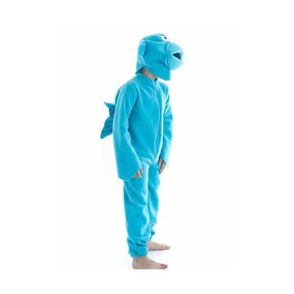Tülü Akkoç Balık Kostümü