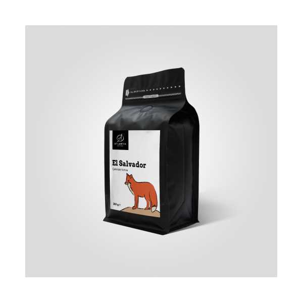 ATLANTİK COFFEE EL SALVADOR SGH FİLTRE KAHVE 250GR