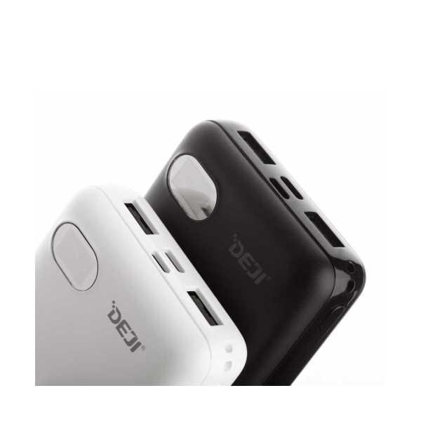 Deji LED Göstergeli Powerbank 10000 mAh Taşınabilir Şarj Cihazı DJ-222