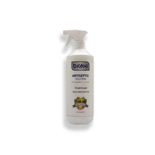 Bioxi® Yara Çevresi Bakım Antiseptik Çözelti 1 LT / Hipokloröz asit (HOCl) bazlı