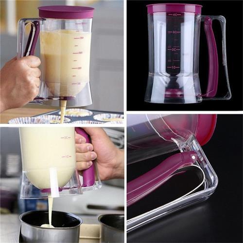 Hamur Dağıtıcı - Krep Makinesi - Pancake Makinesi