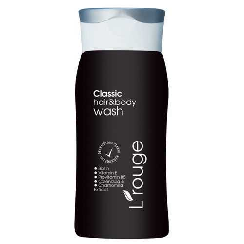 l'rouge Classics Hair&Body Wash duş jeli 200 ml