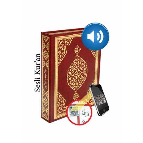 Diyanet Mühürlü  QR Kodlu Sesli Kuran-ı Kerim +sesli seccade