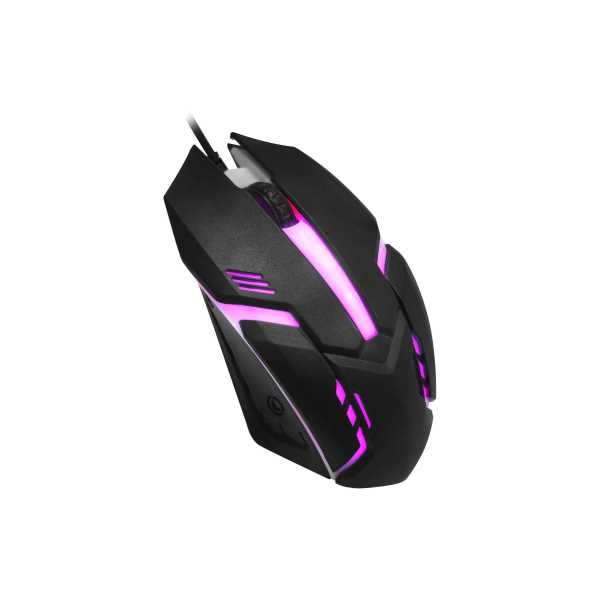 Layftech GK186 Pro Ev+Ofis Oyuncu RGB Işıklı Ergo Tasarım Gaming Mouse