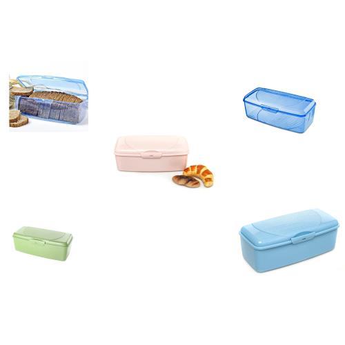 Saklama Kabı - Ekmek Kutusu - Çok Amaçlı Kutu 4000ML