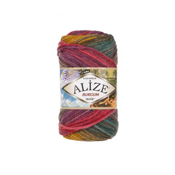 Alize Burcum Batik No: 3368 (5'li paket)