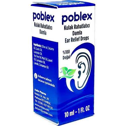 Poblex Kulak Rahatlatıcı Damla