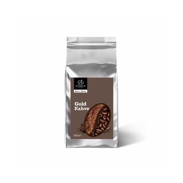 Atlantik Coffee Hazır Çözünebilir (Gold) Kahve 500gr