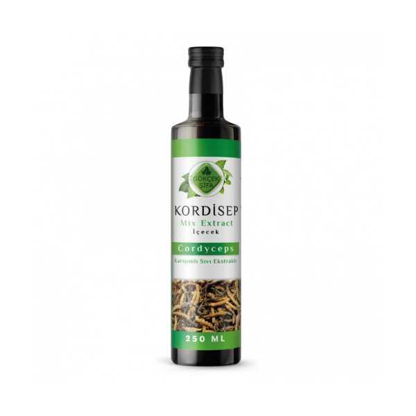 Kordisep Mix Extract 250 ml.
