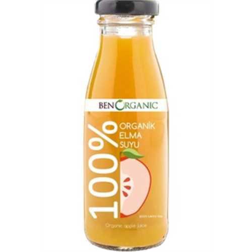 Ben Organic Elma Suyu 250ml