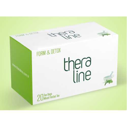 Theraline Form Detox Bitki Çayı