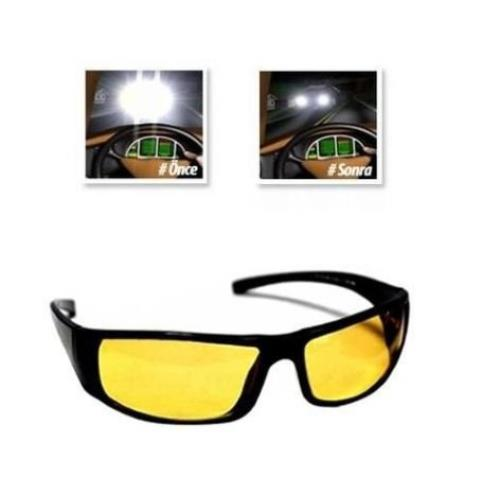 Anti Far Gece Görüş Gözlüğü (Tam çerçeve)