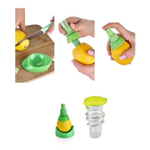 Limon Spreyi - Limon Tutacaklı  3lü Set